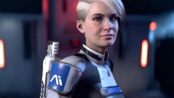 Vanguard lvl7 Mass Effect: Andromeda Multiplayer – Silver