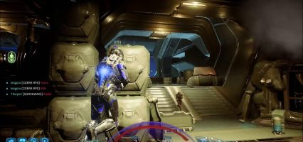 Vanguard Mass Effect: Andromeda Multiplayer – Gold – LAG (short)