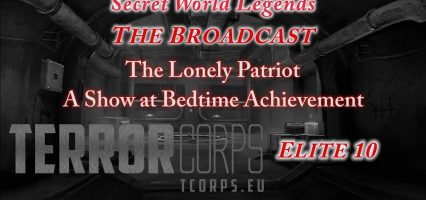 Secret World Legends – The Broadcast – A Show of Bedtime Achievement – Elite 10